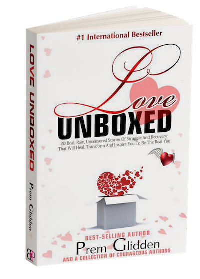 love unboxed book